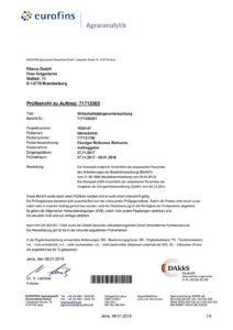 Certificate-Eurofins